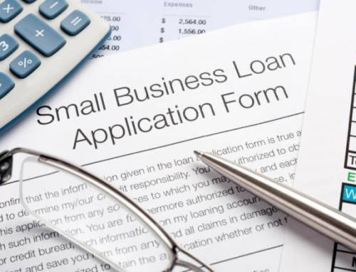 Small business loans and government funding
