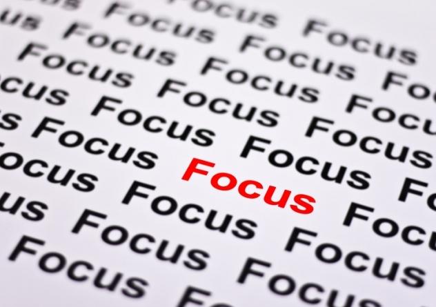 Focusing Desire